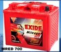 MRED 700 Exide Car Battery