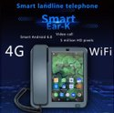 Smart LTE 4G Fixed Wireless landline Android 6.0 with 4G SIM network  WIFI video mobile phone