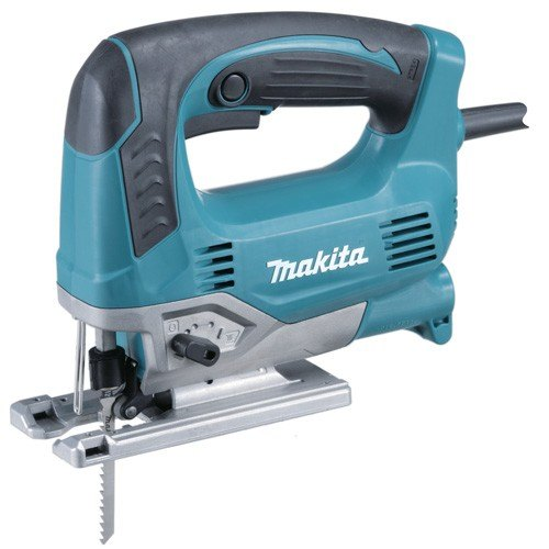 Makita Jig Saw, JV0600K, 500/3100 spm, Cutting Capacity: Wo...