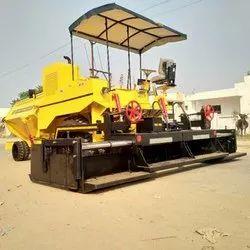 Ashtvinayak Apollo Paver Finisher Machine, For Road Construction Work, Automation Grade: Automatic