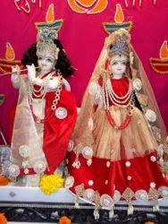 Radha Krishna ji Poshak