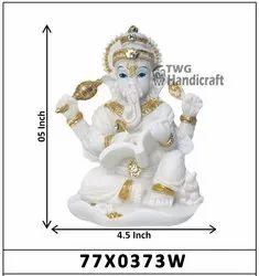 Marble Ganesha Idol