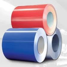 Galvanised Coils - Prepainted Galvanised Coil Manufacturer from Chennai