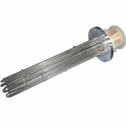 SS Tubular Immersion Heater Heater