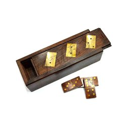 Wooden Dominoe At Best Price In India