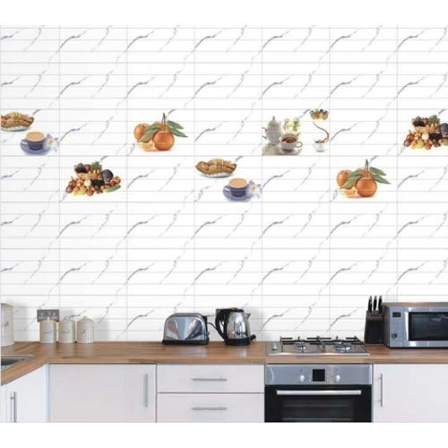 ceramic designer kitchen tile, rs 35 /square feet, sri balaji tiles