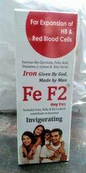 Ferrous Bis Glycinate, Folic Acid, Vitamins, L-Lysine & Zinc Syrup
