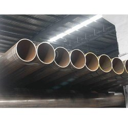 Rounded Steel Pipe