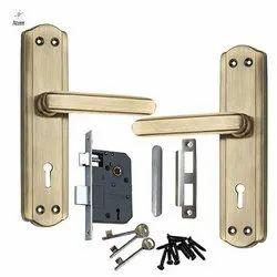 Brass Godrej Door Locks, For Security