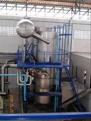 Ammonia Ice Making Plant