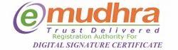 E Mudhra Class 3 Digital Signature Certificate