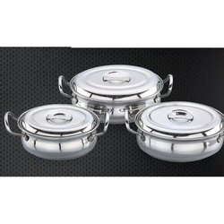 Baby Oval Belly Serving Dishes Set