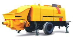 Concrete Pumps On Rent