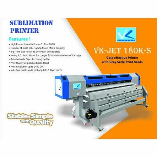 Digital Sublimation Printing Machine