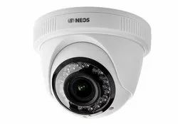 2 MP Syntel Neos Dome Camera, Max. Camera Resolution: 640 x 360, Camera Range: 20 to 25 m