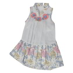 Printed Baby Girl Skirt Top