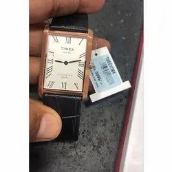 Men Round Timex TWEG17304 Wrist Watch
