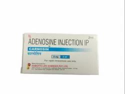 Carnosin (Adenosine Injection IP) 6mg 2l