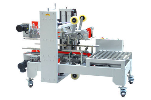 f994c8142f9 Sharp Engineering Fully Automatic Carton Taping Machine