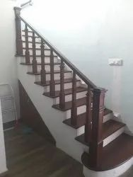 Indoor Staircase Railing