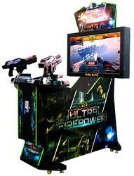 42'' LCD 3 in 1 Gun Shooting Arcade Game