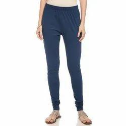 Churidar Ladies Plain Cotton Legging