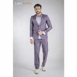 Party Cotton Mens Designer Evening Suit, Size: S-XXL