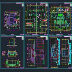 AutoCAD Designing & Drafting