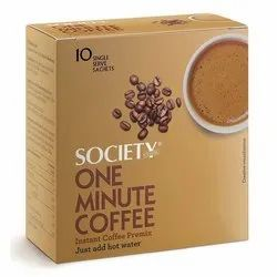 Society One Minute Coffee Instant Premix