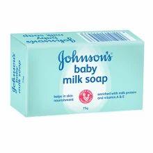 Johnsons Baby Milk Soap