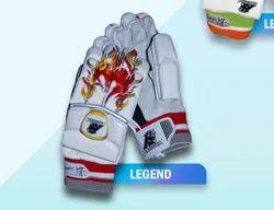Bazooka Strap Legend Cricket Batting Gloves