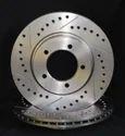 Slotted Brake Disc