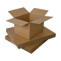 Brown Kraft Paper Mono Cartons, Box Capacity: 1-5 Kg