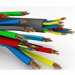 Black Copper Control Electric Cable, Nominal Voltage: 1100v To 33000v