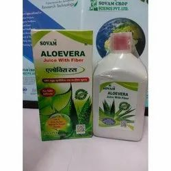 Sovam Aloe Vera Juice With Packing Box