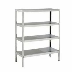 Stainless Steel 4 Rack