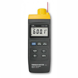 High Temp IR Thermometer Type K/j/r/e/t