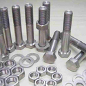 Hastealloy Nut Bolt