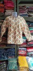 Cotton Jaipuri Jacket