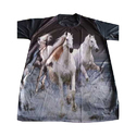 Mens Round Neck Casual Printed T Shirt, Size: S-xxl