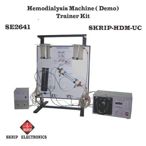 Hemodialysis Machine Trainer Kit, MS + AL हेमोडायलिसिस