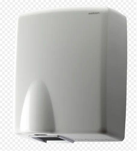 Heavy Duty Steel Silent Hand Dryer