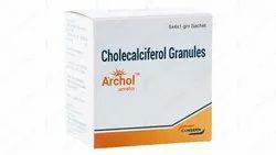 ARCHOL (Cholecalciferol Granule Sachets )