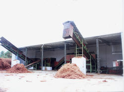 Coconut Fibre Production Plant