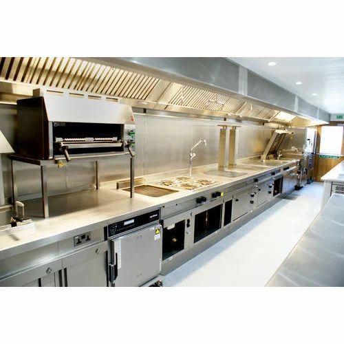 Commercial Kitchen Design Service