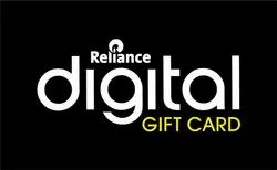 Reliance Digital E-Gift Card&Gift Cards