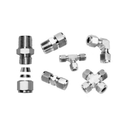Tube Fittings, Hydraulic Pipe, Pneumatic Connections