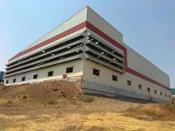 Prefabricated Multi Storey Structure