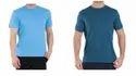 Mens Plain Half Sleeve T- Shirt