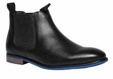 Bata Men Black Boots F804619200, Gents